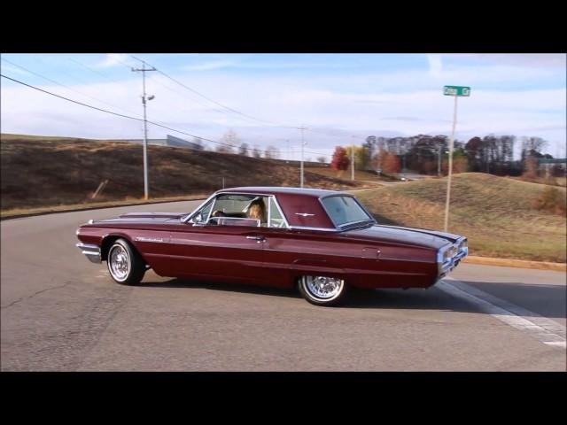1964 Ford Thunderbird 390