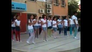 İnci şener i.ö.o - dans grubu  - Lal Donmez 19 Mayıs 2012