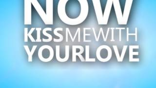 Santamaria - Kiss Me Now (Lyric video)