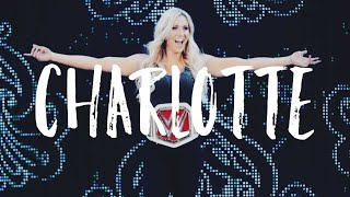 WWE CHARLOTTE custom entrance video.