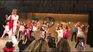 Paranoia de Amor , Live Carnaval 2017 -Kids Zumba
