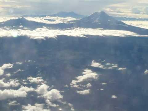Chimborazo from the Air