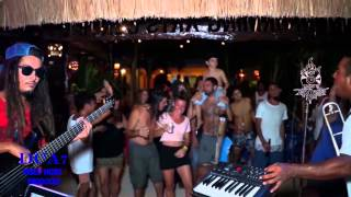 Hot Roots. Funky Reggae Party