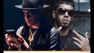 Anuel AA FT Bad Bunny Diabla Oficial Audio
