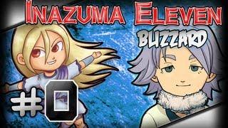 Inazuma Eleven 2 DS: Blizzard | INTRO - Ice Journey!!