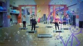 Raining Again - Betoko - Step Choreography 22/02/2013.