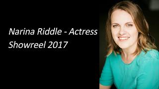Narina Riddle - Acting Showreel 2017