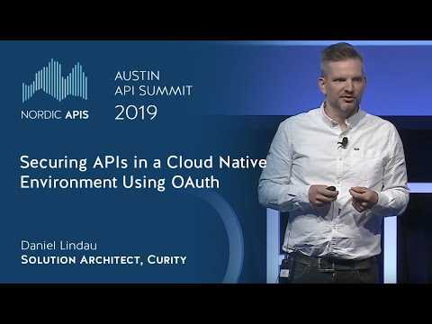 Securing APIs in a Cloud Native Environment Using OAuth