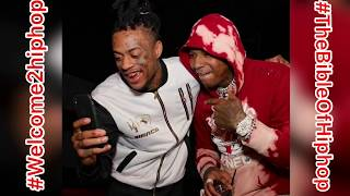 Boonk Gang & Moneybagg Yo dance off in the Club!!!!!