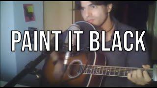 Rolling Stones - Paint It Black [Acoustic Cover - Fabio Righi]