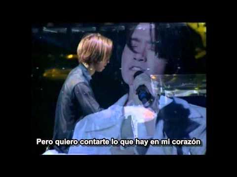 Longing En Espanol de X Japan Letra y Video