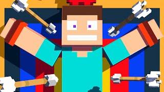 🏹 HUMAN TARGET PRACTICE | The Minecraft Life of Alex & Steve | Minecraft Animation
