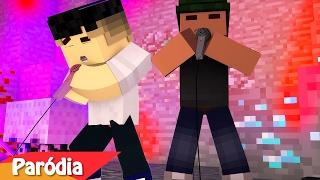 Minecraft: PARÓDIA OLHA A EXPLOSÃO - MC KEVINHO
