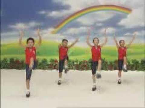 四至六年級新式健康操 - 連續動作