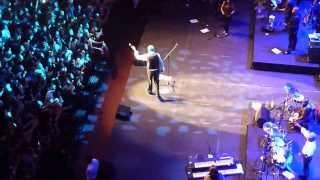 Juan Luis Guerra Burbujas de Amor London 14-10-13