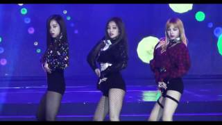 170119 BLACKPINK - BOOMBAYAH (Jennie Fancam) [2017 Seoul Music Awards]