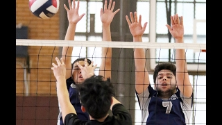 PSAL Boys Volleyball: MSIT beats Susan Wagner