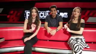 Behind The Scenes de Paty Cantú  en MTV Ridículos