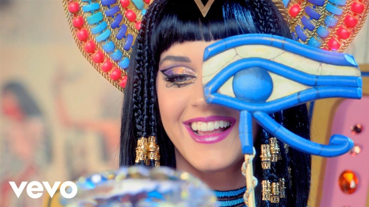 Katy Perry - Dark Horse (Official) ft. Juicy J