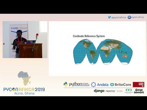 Geo+Python: A Shallow Dive into GIS Development - Enock Seth Nyamador