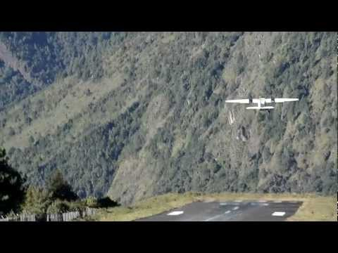The World's Most Extreme Airport:  Tenzing-Hillary  vol. II