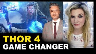 Thor 4 CONFIRMED - Taika Waititi, MCU Phase 4?