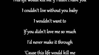 """Thompson Square """"If I Didn't Have You"""" with Lyrics"""