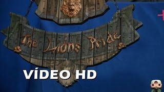 Warcraft - O Primeiro Encontro de Dois Mundos | Tour de Rob Kazinsky na Estalagem do Leão Orgulhoso