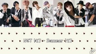 [認聲版中字]NCT 127 - Summer 127