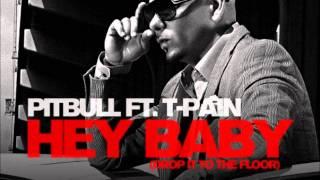 Pitbull ft.T-Pain Hey Baby Ringtone