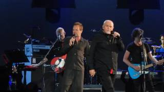 Peter Gabriel and Sting @ Jones Beach - Games Without Frontiers - 6/24/16