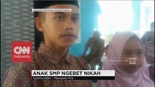 Anak SMP Ngebet Nikah