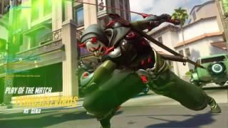 Overwatch: Origins Edition genji montage