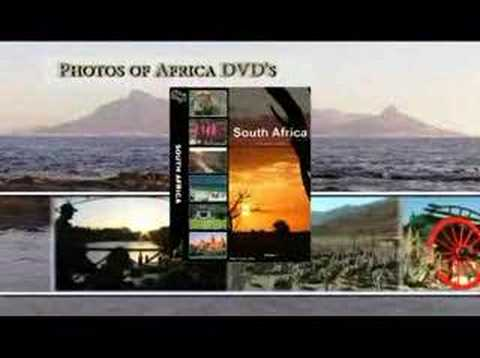 Photos of Africa – DVD Products South Africa Travel Channel 24