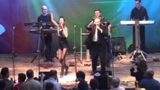 Nedjo i Jovana - Opasno te volim - (LIVE) - (Dugino poselo  Kikinda 2007) - (Tv Duga Plus)