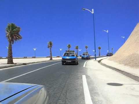 Driving in Morocco – Hoceima, Rif