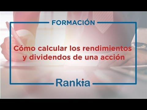 Los rendimientos de acciones y los dividendos pueden calcularse y en este vídeo te explicamos las fórmulas matemáticas.