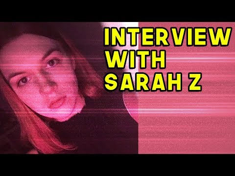 Interview with Sarah Z /// Bonus Interview with Luna Oi!