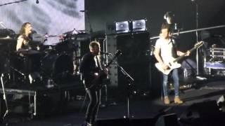 """Kings of Leon - """"Radioactive"""" (live) - Seattle, WA (03-28-14)"""