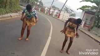 Timaya - Balance ( official dance video) ADA x OLUMA
