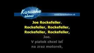 HORKÝŽE SLÍŽE   MOTORKÁŘSKÁ karaoke skrátená verzia