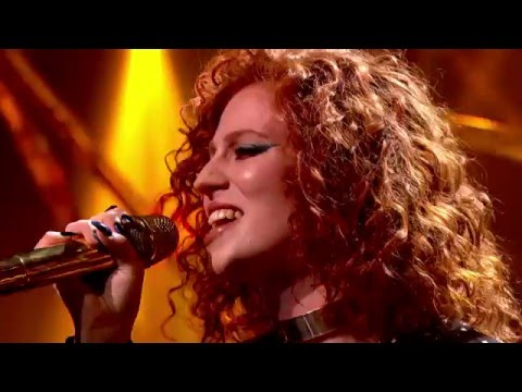 jess-glynne-dont-be-so-hard-on-yourself-live-from-the-brits-launch-show-jess-glynne