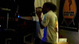 Sankara Warriors meet Earl Sixteen @ Castello Reggae 2009