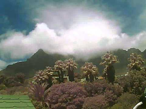 Timelapse Video – Table Mountain – 16/01/2011