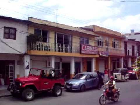 CARRO DE ESMERALDAS A STO. DOMINGO POR QUININDÉ (ECUADOR)