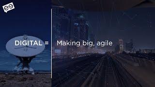 Digital = DevOps + agile