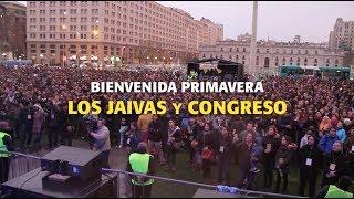Bienvenida Primavera   Concierto Los Jaivas y Congreso