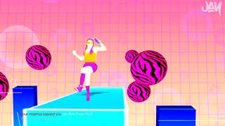 Just Dance 2018 l No Excuses by Meghan Trainor l Fanmade