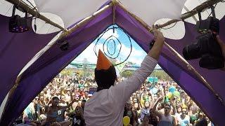 GONZI @ Hallu Open Air, Natal (Brazil)