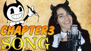 "(Cover Español) BENDY AND THE INK MACHINE - ""Another Chapter"""